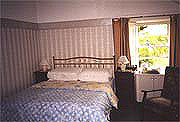 Comfortable bedroom at Newark Farmhouse bed and breakfast