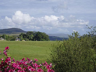 view of Newark Farm Location in Dumfries and Galloway - click for location map