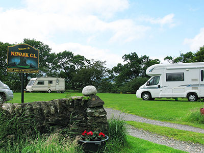 Certificated Caravan Location Dumfries and Galloway