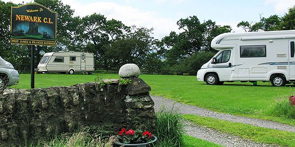 Newark Farm Caravan Site - Certificated Caravan Location, Sanquhar